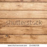 Stock Photo Big Brown Wood Plank Wall Texture Background 124