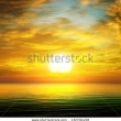 Stock Photo Beautiful Scenic Landscape With Dramatic Cloudy